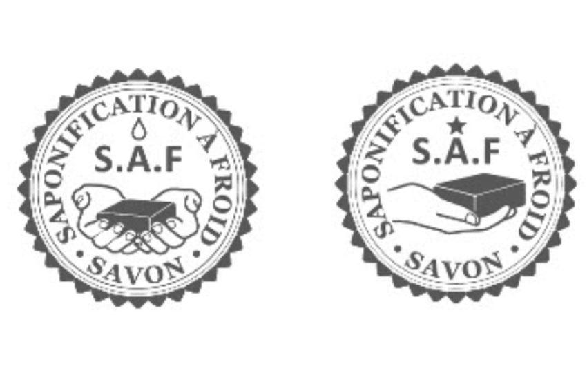Saponification à froid logo